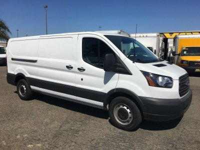 2018 Ford Transit-150 Extended Long Low Roof Cargo Van