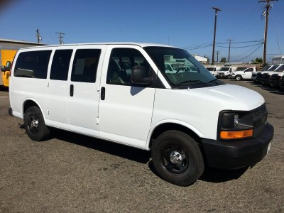 2007 Chevrolet Express 1500 10 Passenger Van in Fountain Valley, CA