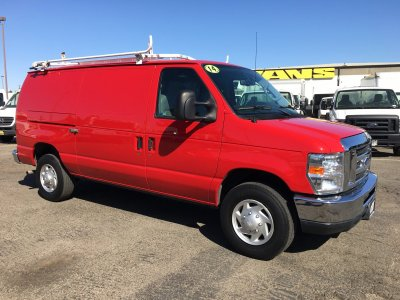 2014 Ford E-250 SD Cargo Van with Roof Rack in Fountain Valley, CA