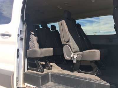 2018 Ford Transit-350 Extended Low Roof 12 Passenger Van XLT in Fountain Valley, CA