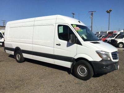 2015 Mercedes-Benz Sprinter 2500 Extended Long High Roof Cargo Van XL DIESEL in Fountain Valley, CA