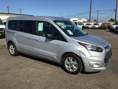 2015 Ford Transit Connect 7 Passenger Mini Van XLT in Fountain Valley, CA