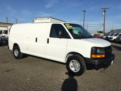 2016 Chevrolet Express 2500 Extended Cargo Van in Fountain Valley, CA