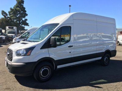 2019 Ford Transit-250 Extended High Roof Cargo Van XL in Fountain Valley, CA