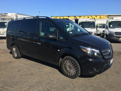 2018 Mercedes-Benz Metris  8 Passenger Mini Van in Fountain Valley, CA