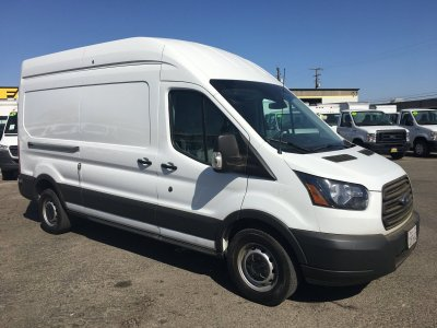 2018 Ford Transit-350 Extended High Roof Cargo Van ECOBOOST in Fountain Valley, CA