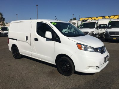 2018 Nissan NV200 SV Cargo Mini Van in Fountain Valley, CA