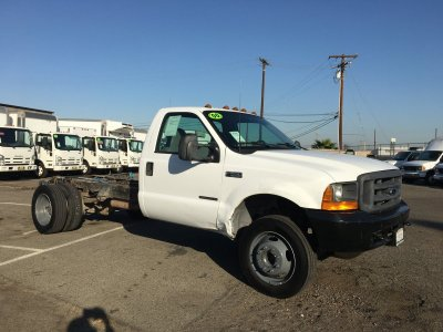 2000 Ford F-550 Cab Chassis DIESEL in Fountain Valley, CA