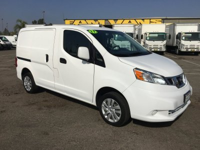 2017 Nissan NV200 SV Cargo Mini Van in Fountain Valley, CA