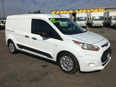 2014 Ford Transit Connect Cargo Mini Van in Fountain Valley, CA