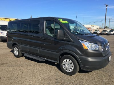2016 Ford Transit-150 Low Roof 8 Passenger Van in Fountain Valley, CA