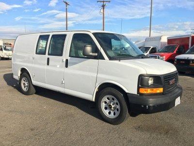 2014 GMC Savana 1500 Cargo Van in Fountain Valley, CA