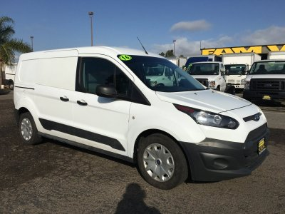2016 Ford Transit Connect Cargo Mini Van in Fountain Valley, CA