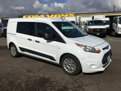 2016 Ford Transit Connect Cargo Mini Van XLT in Fountain Valley, CA