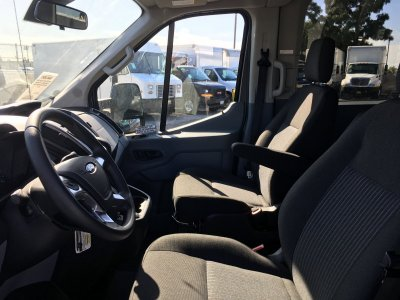 2019 Ford Transit-350 HD  Extended Long High Roof 15 Passenger Van XLT in Fountain Valley, CA