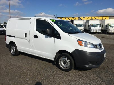 2016 Nissan NV200 Cargo Van in Fountain Valley, CA