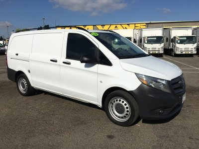 2016 Mercedes-Benz Metris Cargo Van in Fountain Valley, CA