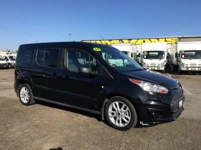 2016 Ford Transit Connect Passenger Mini Van XLT in Fountain Valley, CA