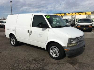 2003 Chevrolet Astro  Extended Cargo Van in Fountain Valley, CA