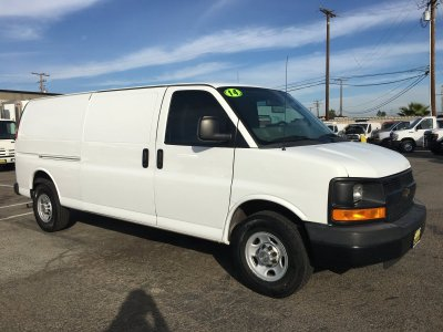 2014 Chevrolet Express 3500 Extended Cargo Van in Fountain Valley, CA