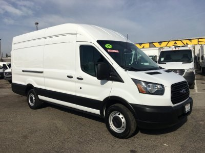 2019 Ford Transit-250 Extended Long High Roof Cargo Van XL in Fountain Valley, CA