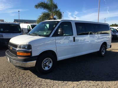 2019 Chevrolet Express 3500 LT Extended 15 Passenger Van in Fountain Valley, CA
