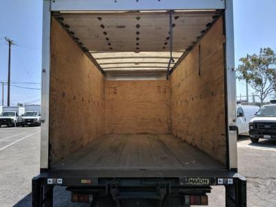 2016 Isuzu NPR HD 16FT Box Truck with Liftgate DIESEL in Fountain Valley, CA