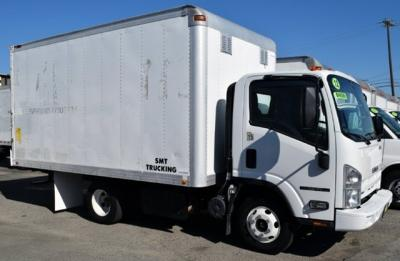 2012 Isuzu NPR 14FT Box Truck DIESEL in Fountain Valley, CA