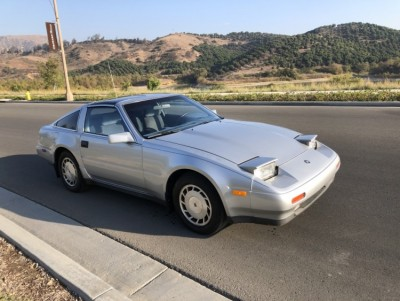 1987 Nissan 300ZX Coupe in Fountain Valley, CA