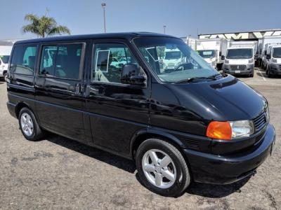 2002 Volkswagen EuroVan 7 Passenger Mini Van in Fountain Valley, CA