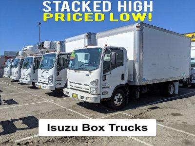 Isuzu NPR  Box Trucks in Fountain Valley, CA
