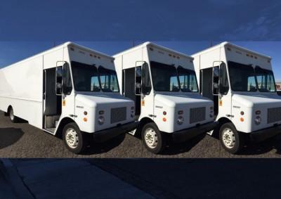 Freightliner MT45 Step Vans in Fountain Valley, CA