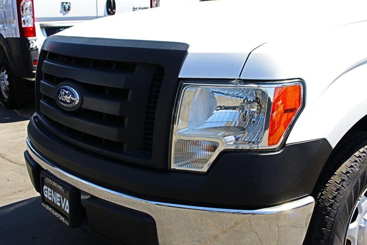 2014 Ford F-150 XL Pickup 2D 6 1/2 ft