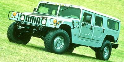 1997 AM General Hummer Wagon 4D