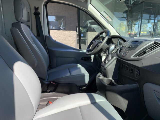 2018 Ford Transit Van Low Roof w/60/40 Side Door w/RWB Van 3D
