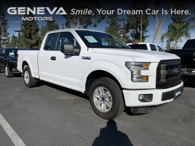 2015 Ford F-150 XL Pickup 4D 6 1/2 ft