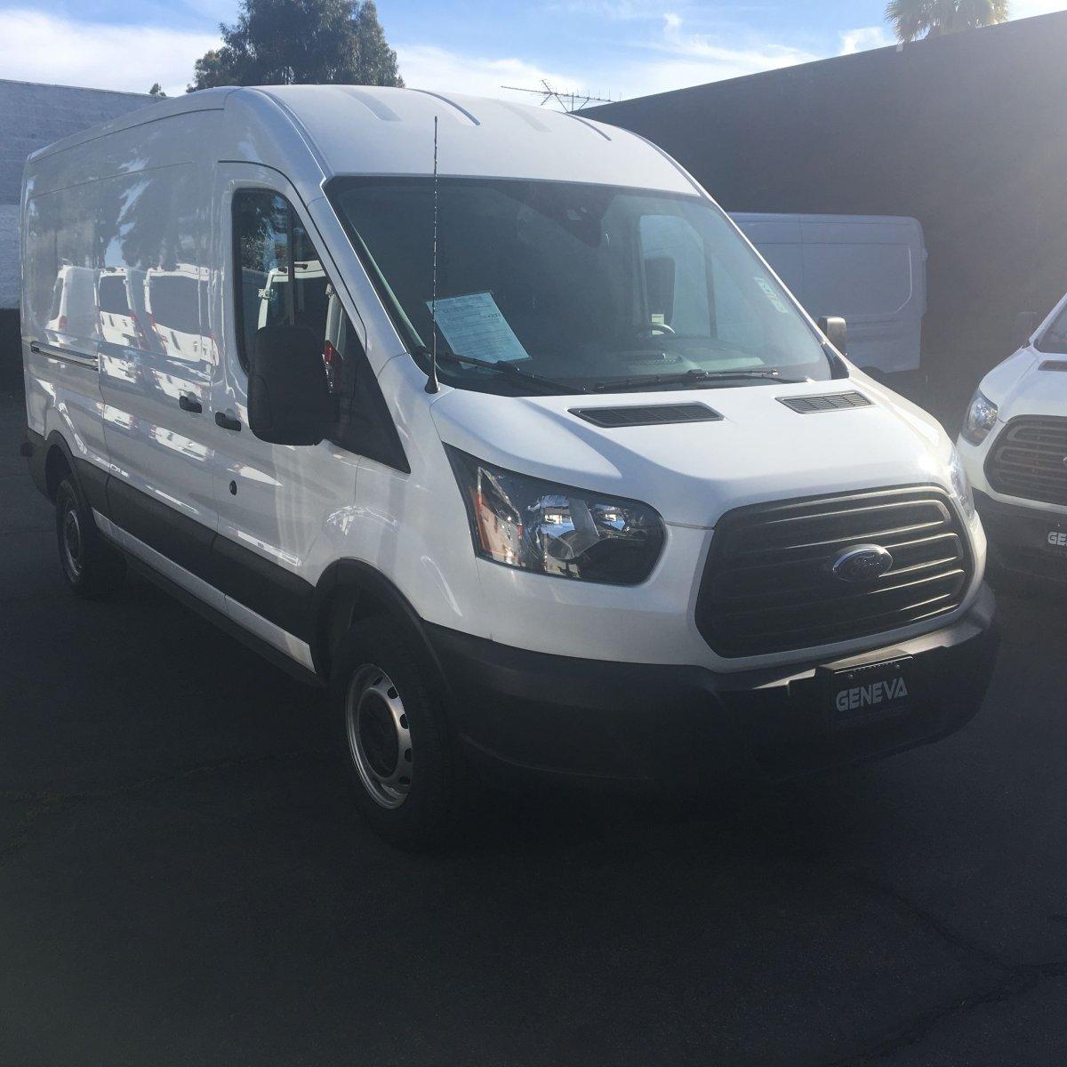 2018 Ford Transit 250 Van Camshaft: Used 2018 Ford Transit 250 Van In Montclair, CA VIN