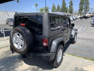 2015 Jeep Wrangler Unlimited Sport S SUV 4D