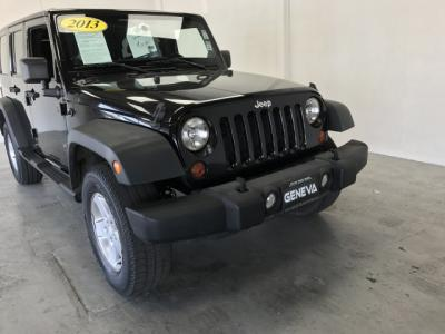 2013 Jeep Wrangler Unlimited Sport SUV 4D