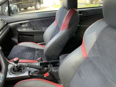 2015 Subaru WRX STI WRX STI Sedan 4D