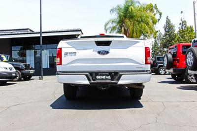 2016 Ford F150 SuperCrew Cab XL Pickup 4D 5 1/2 ft