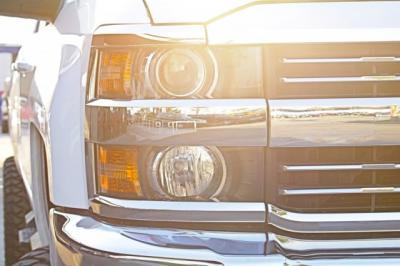 2016 Chevrolet Silverado 2500 HD Crew Cab LT Pickup 4D 6 1/2 ft