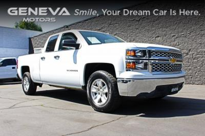 2014 Chevrolet Silverado 1500 Double Cab LT Pickup 4D 6 1/2 ft