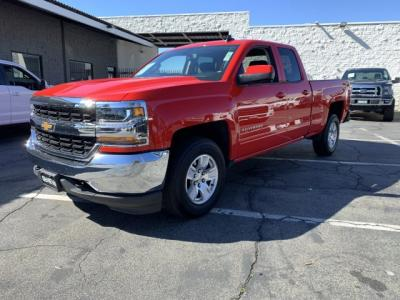 2018 Chevrolet Silverado 1500 Double Cab LT Pickup 4D 6 1/2 ft