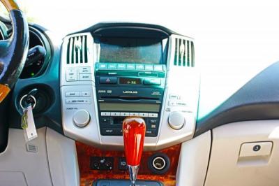 2007 Lexus RX RX 350 Sport Utility 4D
