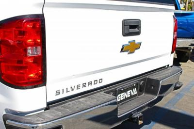 2015 Chevrolet Silverado 1500 Crew Cab Work Truck Pickup 4D 6 1/2 ft
