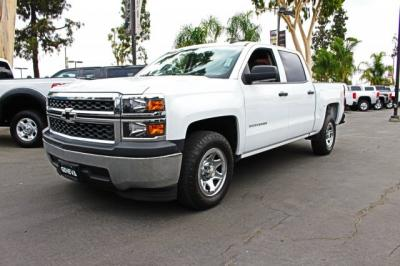2015 Chevrolet Silverado 1500 Crew Cab Work Truck Pickup 4D 5 3/4 ft