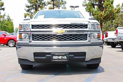 2015 Chevrolet Silverado 1500 Crew Cab Work Truck Pickup 4D 6 1/2 ft