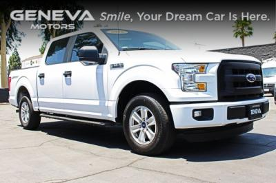 2016 Ford F-150 XL Pickup 4D 5 1/2 ft