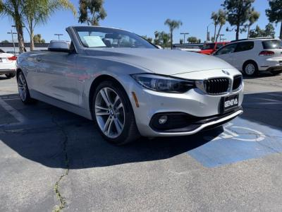 2018 BMW 4 Series 430i Convertible 2D